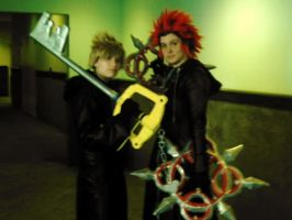 AX 2010 - COSPLAY 10 by 3libraschild