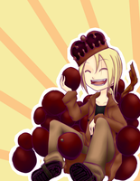 Grapes are Happiness by kidann