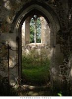 Church Ruin 14 by AnitaJoy-Stock
