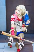 Suicide Squad - Harley Quinn by KiraHokuten