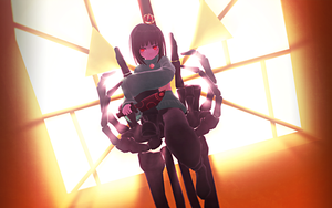 MMD - I'm headed straight for the castle by Garrys-Butt