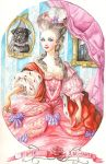 Marie-Antoinette by Queen-of-cydonia