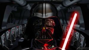 Vader by Wadyface