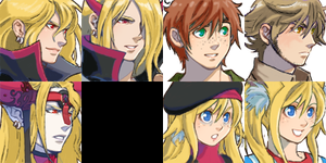 RPG Maker Headshots 03 by StephODell