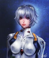 Ayanami Rei by yuh515