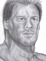 Chris Jericho by charliecure