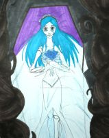 The Haunting Sad Tale of the Corpse Bride by InkArtWriter