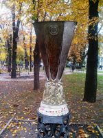 Shakhtar Donetsk is the last winner of UEFA Cup! by FCSD