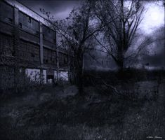 Abandoned Factory by rsiphotography