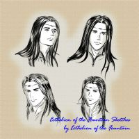 Ecthelion: Sketches by EcthelionF