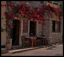 cafe by tanares8
