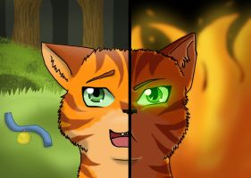 The Fire that saved our clans... by Scourgefan1580