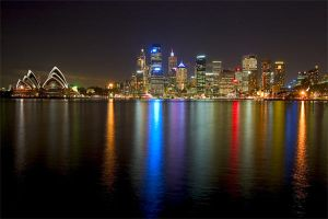 Sydney by Night by dave-c