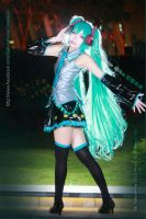 Vocaloid Hatsune Miku (1) by multipack223