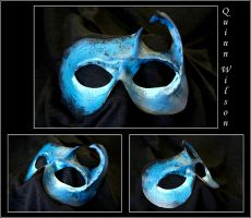 Crescent Mask by Drocan