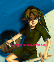 Link- practice by petite-nugget