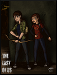 Me and Ellie by Mammal33