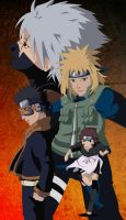 Kakashi Gaiden by darkwings9