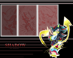 Shadow wallapaper by Faezza