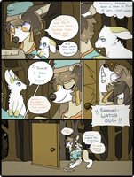 Under the Unknown Page 1 by lndi