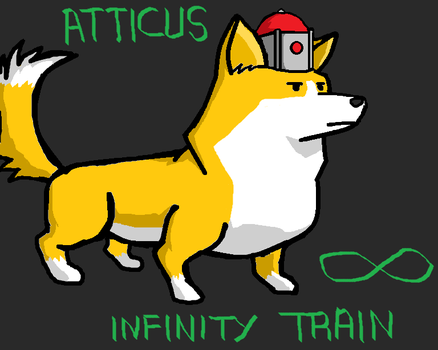 Atticus by cocoy1232