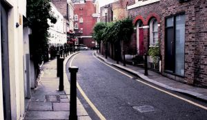 London road by timicke