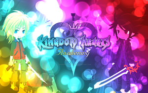 Kingdom Hearts: Awakening (With Characters) by JourneyofShadows