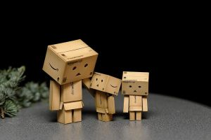 Danboard talk to you by FotoRuina
