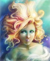 Mermaid by SweetLhuna