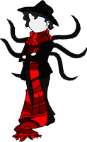 Slendertimelord by TimeKnightVictorious