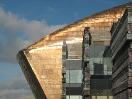 Wales Millennium Centre by angelofmusicuk