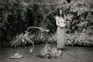 Garden Muse by planet0