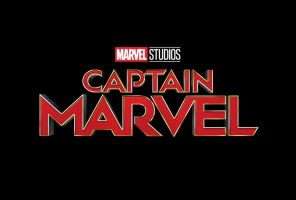 Official Captain Marvel Movie Logo! by Artlover67
