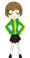 Chie BMNC-Style by bloomacnchez