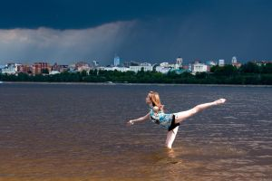 5 Minutes Before the Storm by Sulde