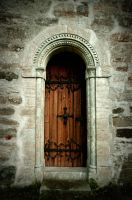 The door to year 1170 by MEW0