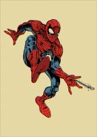 Spider-Man by markwelser