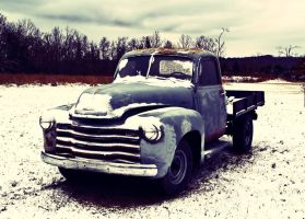 1949 Chevy by thermopylae480