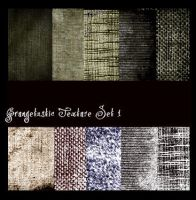 Grungetastic Texture Set 1 by FidgetResources