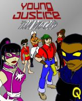 Young Justice Team Wildcard by KiteBoy1