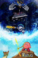[Kirby] Our Only Hope by warp-y