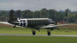 drag em oot dc3 taking off by Sceptre63
