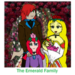 The Emerald Family by MidnightPrime