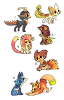 5$ designs Sold by griffsnuff