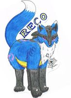 Reco Badge -Feral form by Catbirdwoman