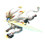 Solgaleo Light Sword by wyvernsmasher