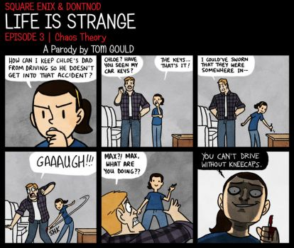 LIFE IS STRANGE | Finders KEYpers by TheGouldenWay