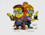 Serenity Minions by WillmRFrank