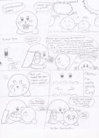 Kirby and his Daughter pg. 1 by xxminixkittyxx