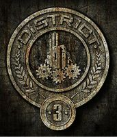 District 3 Seal by CaptainIggy